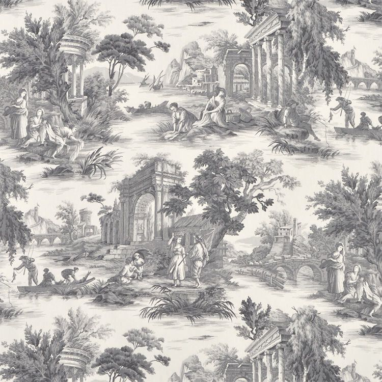 French Toile By Casal, Paris