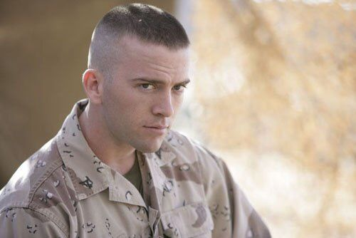 Lucas Black As Lcpl Kruger In Jarhead 2005 Very Fitzy Look He S Sporting There