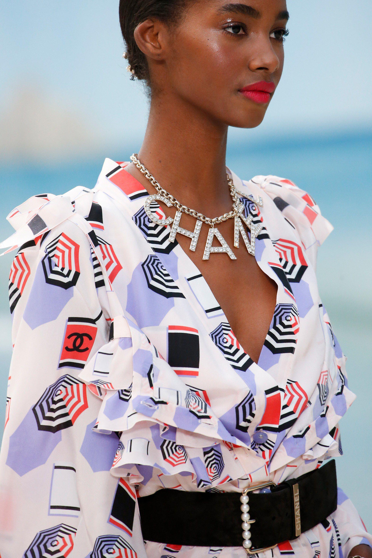 Chanel Spring  ReadytoWear Fashion  RUNWAY LOVE  Pinterest