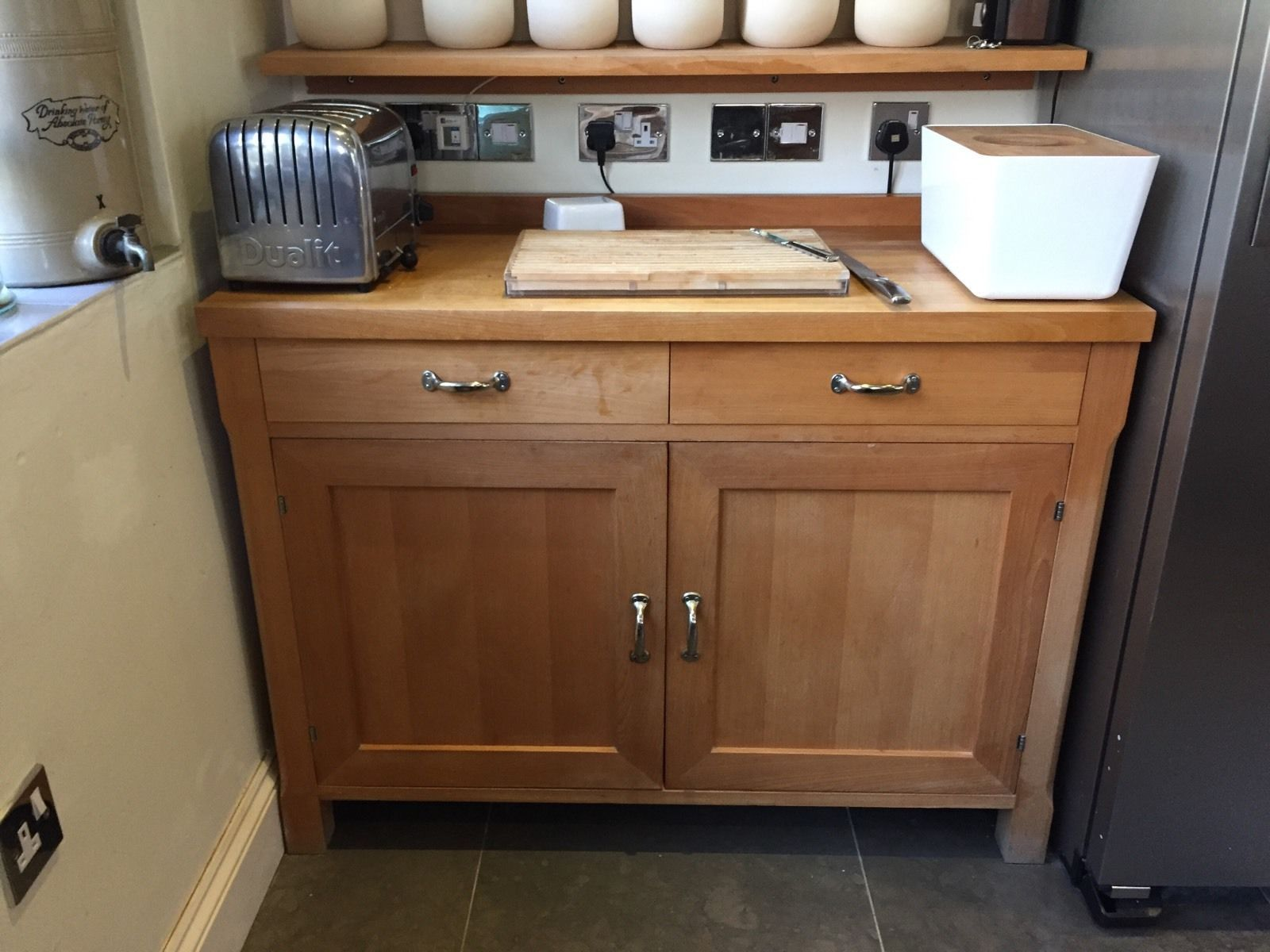 Habitat Olivia Oliva Complete Kitchen USED But Good Condition in Home,  Furniture & DIY,