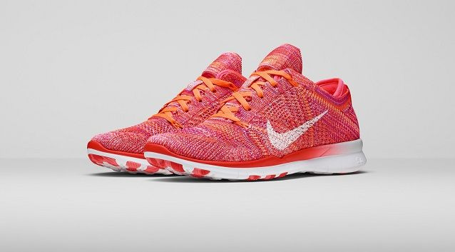 a415c7d3dc95 womens nike free tr flyknit 5.0 red