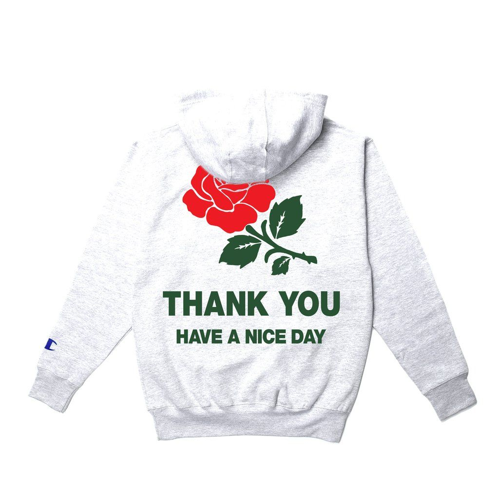 Thank You Have A Nice Day Champion Brand Hoodie Herren Mode Mode Herrin [ 1024 x 1024 Pixel ]