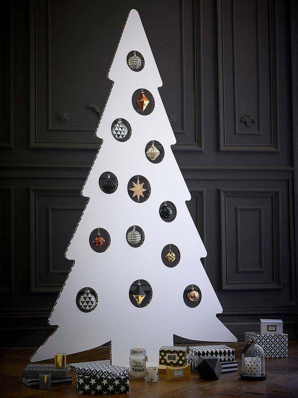 12 rboles de Navidad diferentes Navidad rbol navidad y Decoracin