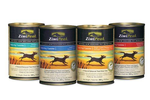 Ziwipeak Real Meat Grain Free Canned Dog Food Variety Pack 12 13