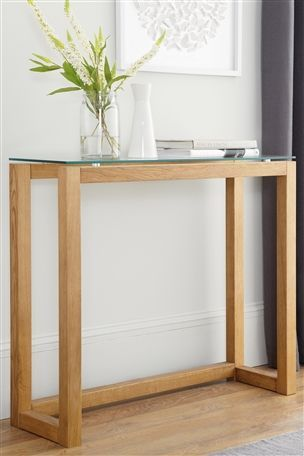 Brooklyn Console Table from Next Home bits and bobs Pinterest