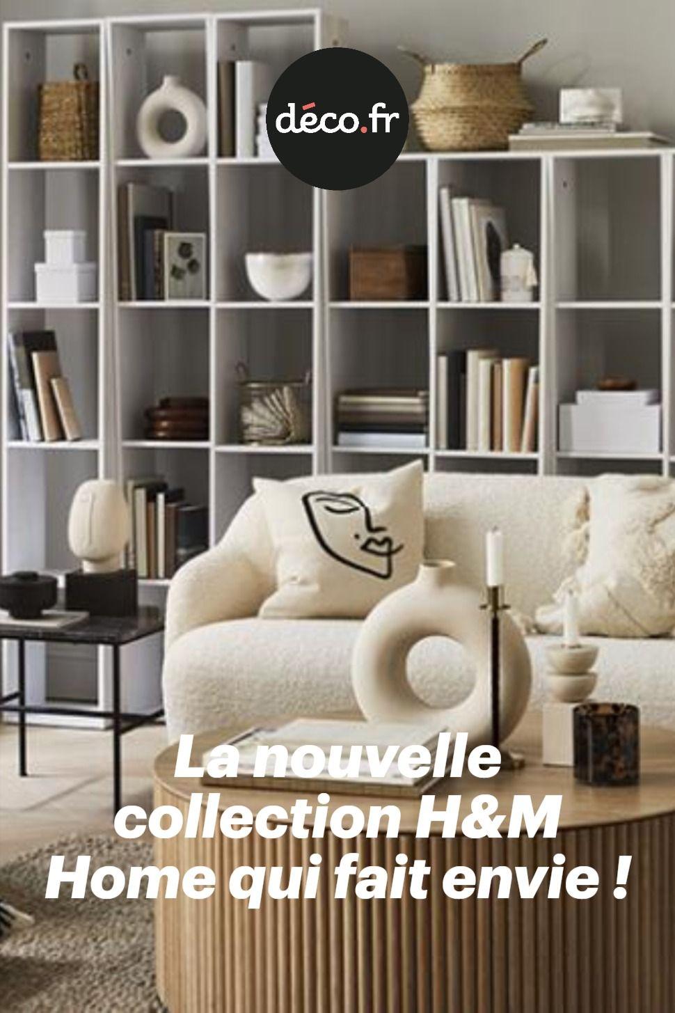 La Nouvelle Collection H M Home Qui Fait Envie En 2020 H M Home Bibliotheque Tendance Nouvelle Collection