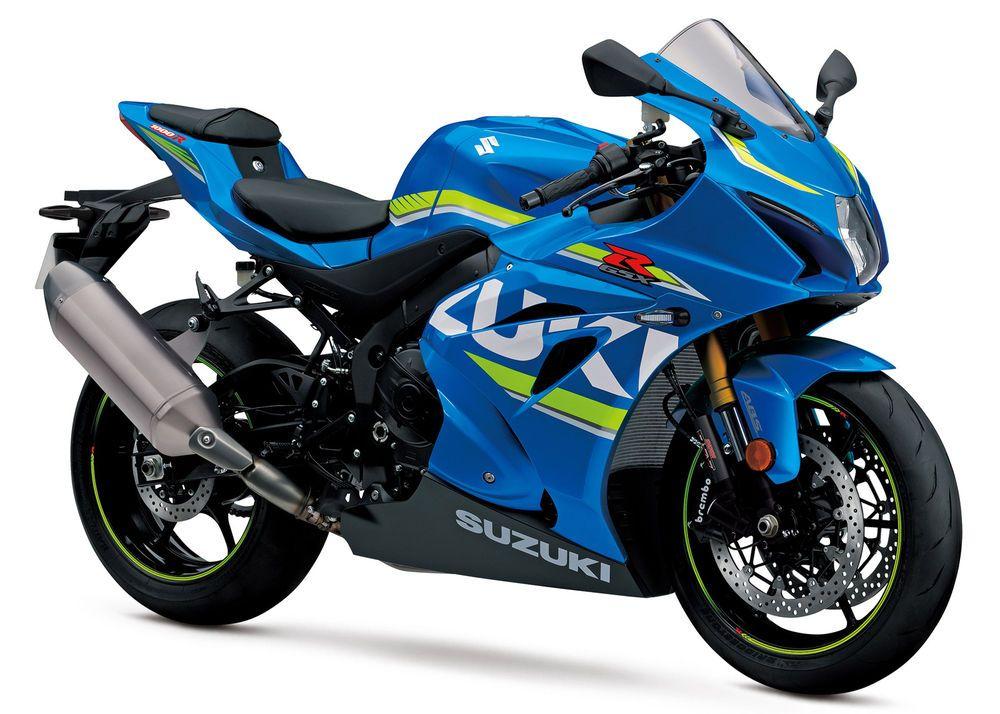 2017 suzuki gsx-r1000 first look | sport rider | superbikes