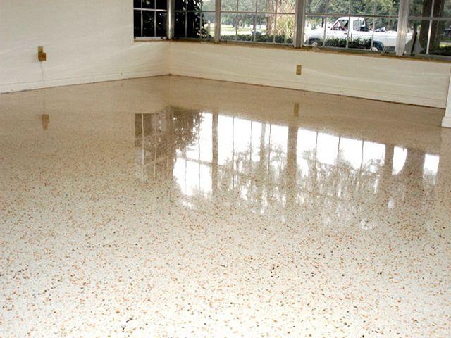 Diy terrazzo floor cleaning tips terrazzo floor cleaning for Best way to clean cement