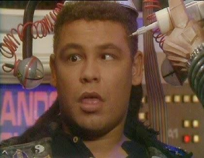 RED DWARF Dave Lister - The Man Who Fathered Himself Warped
