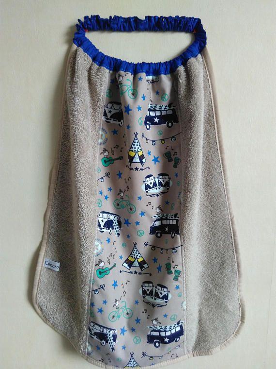 serviette vans