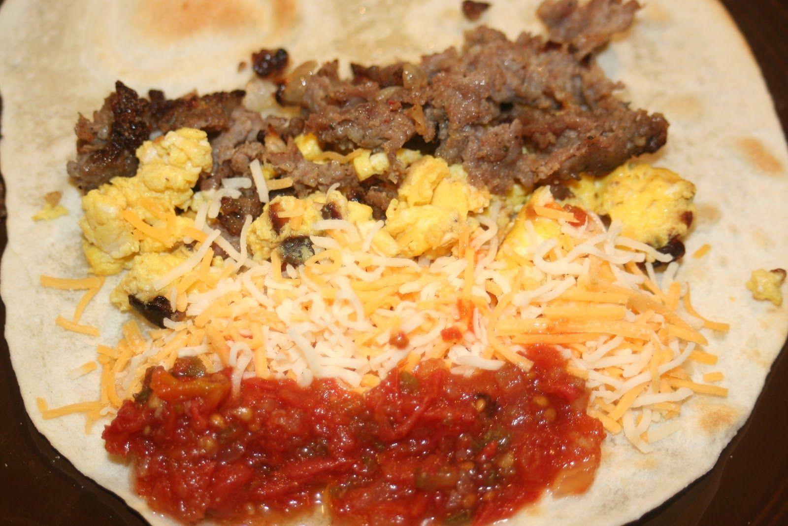 breakfast burritos | Breakfast Burrito