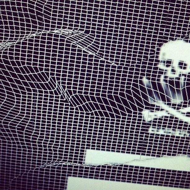 deathwaves #wip by RONALD ASHBURN, via Flickr