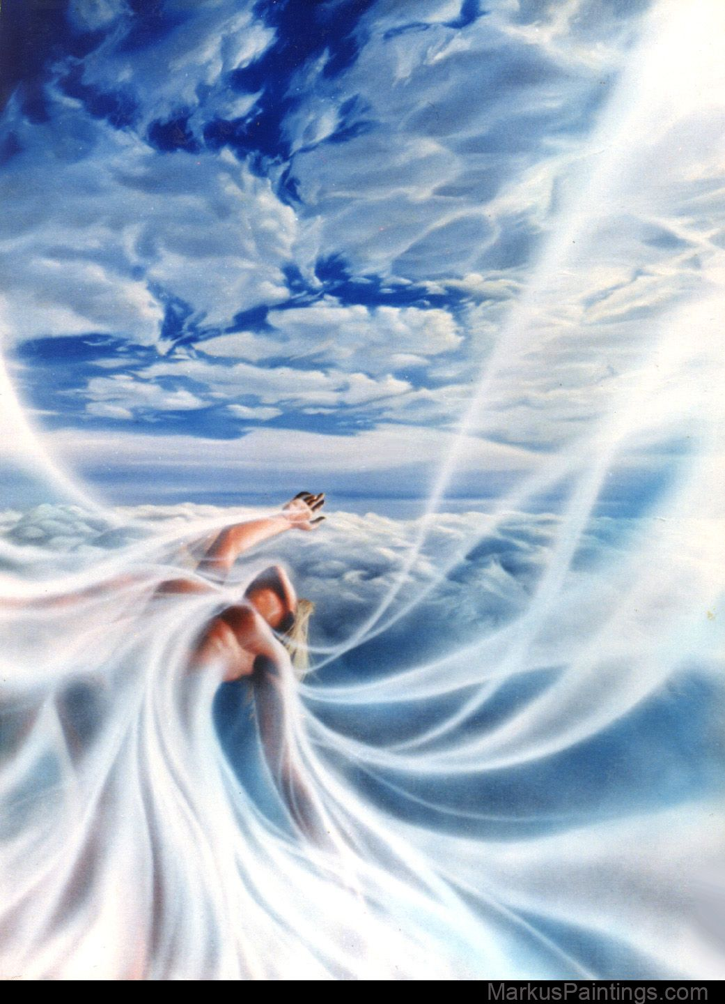 Dream,flying,sky,woman,fantasy,inspirational,spiritual ...