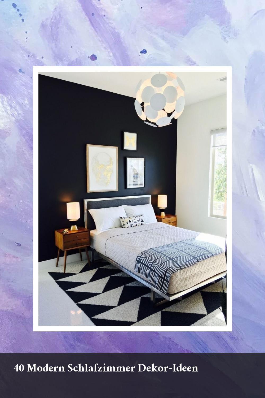40 Modern Schlafzimmer Dekor Ideen Decor Home Decor Furniture