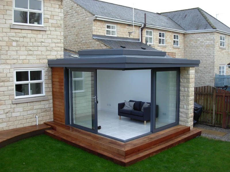 House extensions garden rooms google search flats for Garden room definition