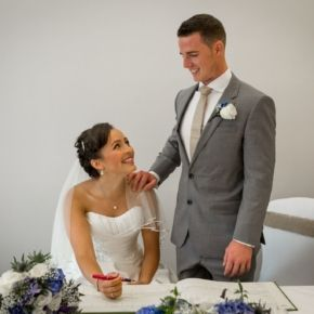 Rachel And Dominic A July Day At Bowden Hall Real Weddings Www