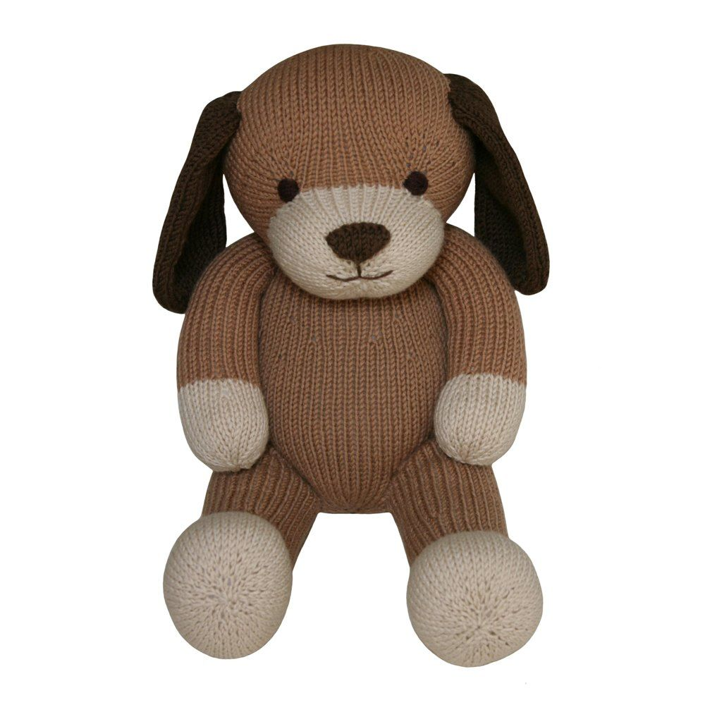 $3 This adorable dog pattern is part of the Knitables \'Knit a Teddy ...