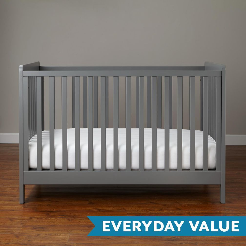 carousel crib grey baby crib nursery and solid wood