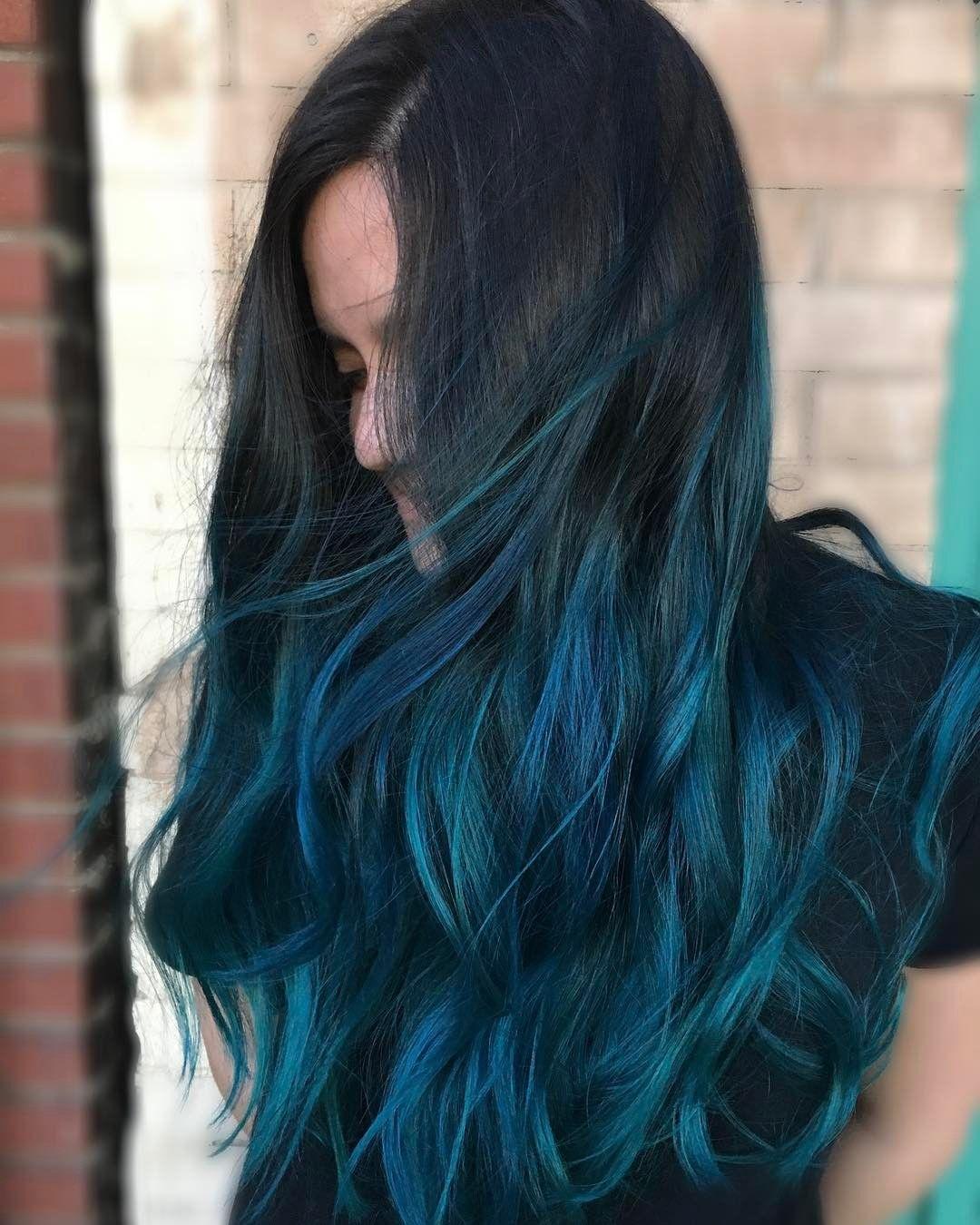 70+ Ideias de Cabelo Ombre com Diferentes Cores e Cortes para Escolher #OmbreHair #Ombre #CabeloFeminino #Luzes #Coloração #cabelos