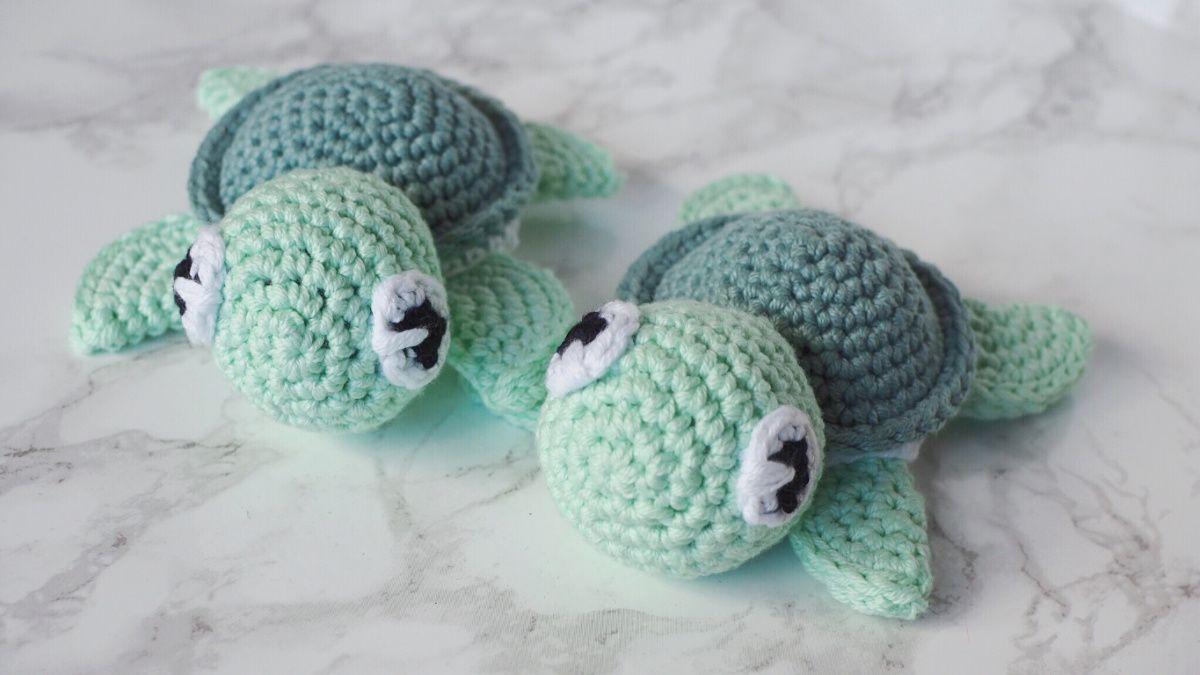 Amigurumi Schildkröte Häkeln Crochet Pinterest Crochet