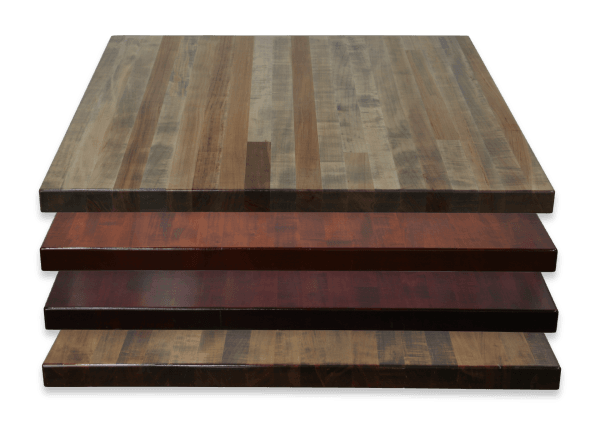 36 Stained Butcher Block W Acrylic Finish The Butcher Block Store Butcher Block Walnut Butcher Block Countertops Butcher Block Countertops