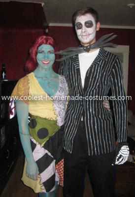 Coolest Nightmare Before Christmas Costume | Costumes, Halloween ...