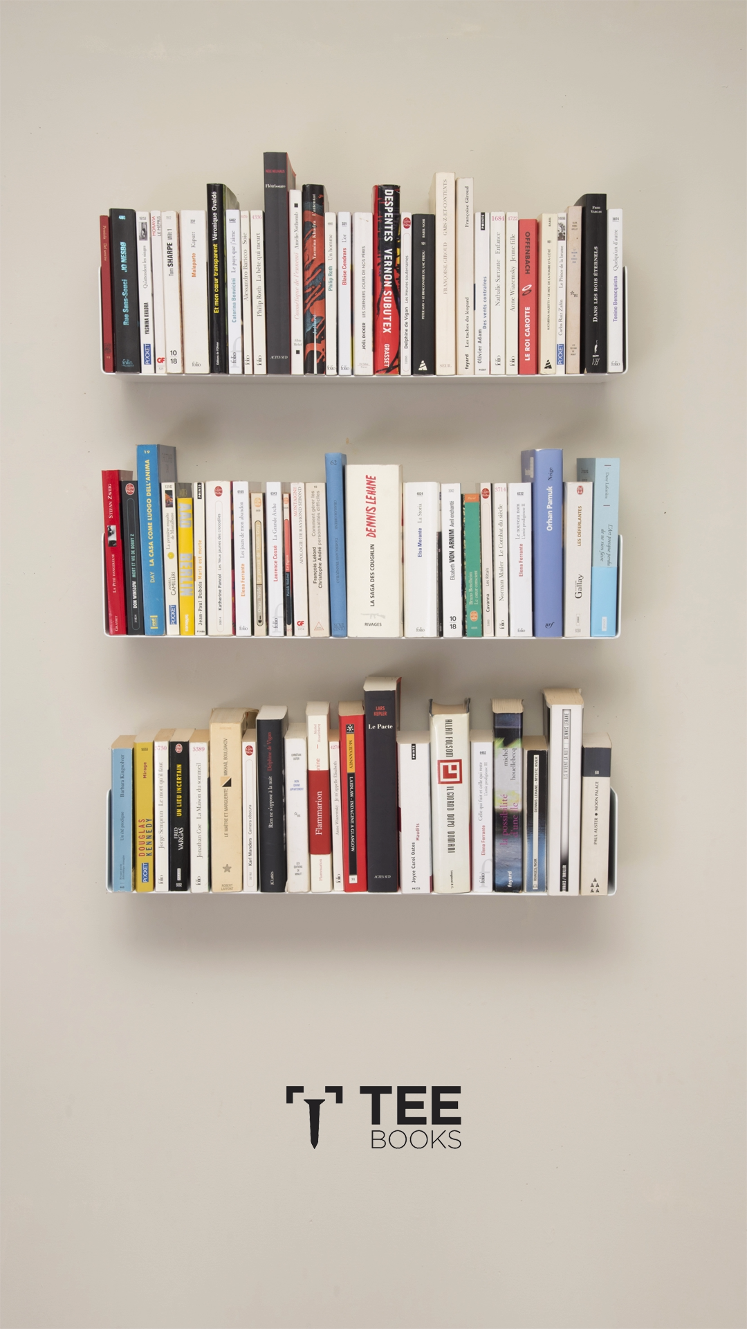 Best wall shelves for your books
