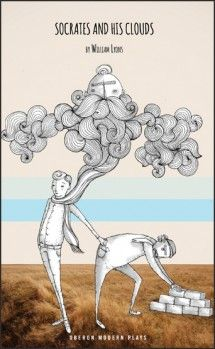 Nastazia Lampropoulou / Socrates and his clouds / book cover