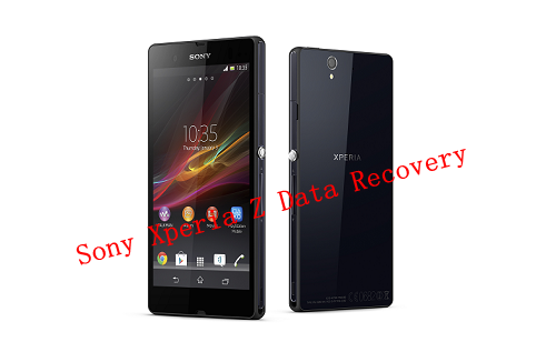 Recover Photos Contacts Text Messages From Sony Xperia Z1 Sony