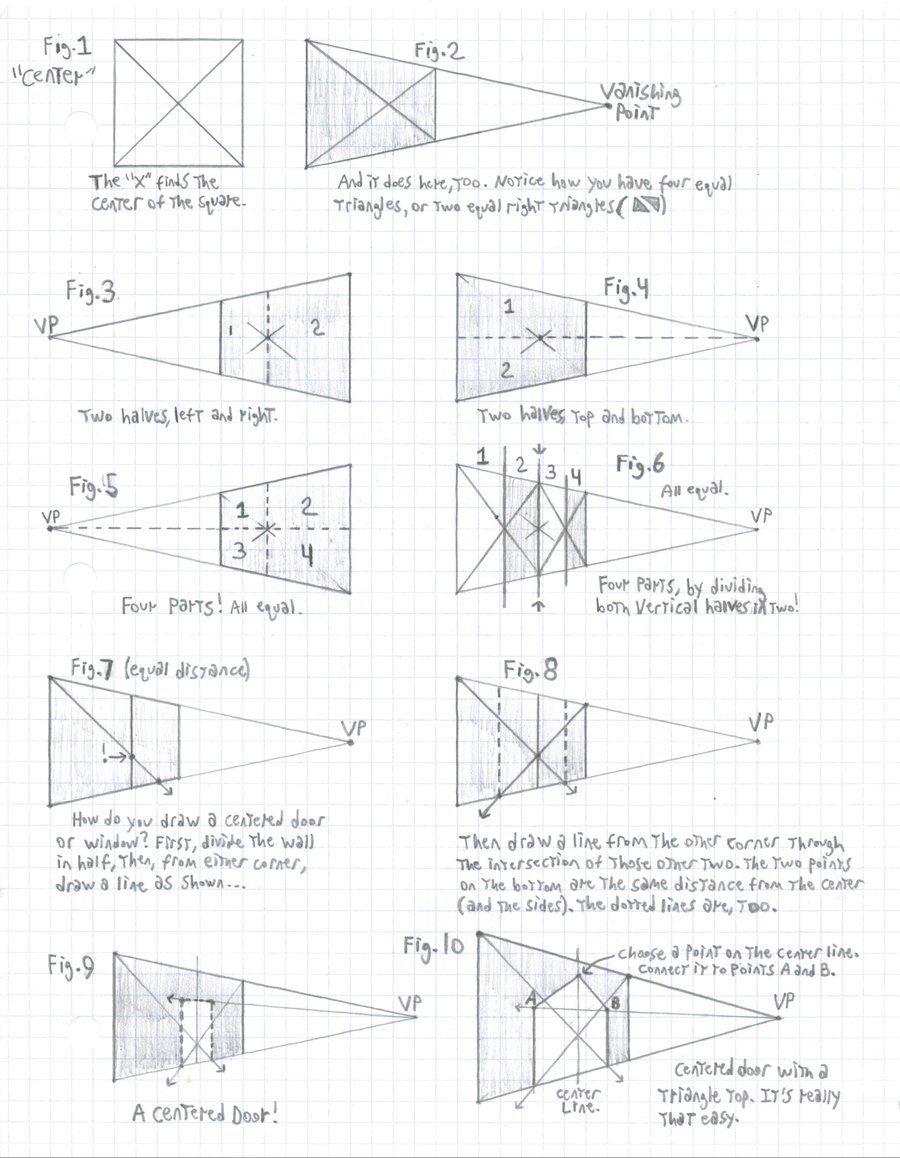 Perspective Tutorial 1VP 12 by GriswaldTerrastone