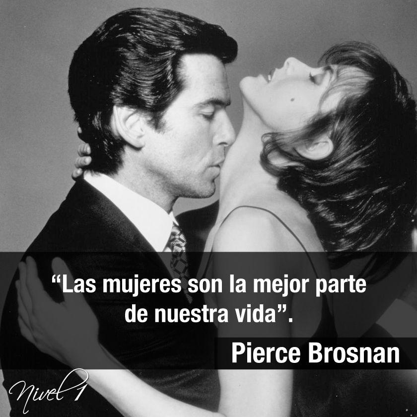 Resultado de imagen de Frases de Pierce Brosnan
