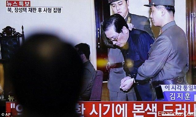 """ابشع عقوبة في التاريخ: زعيم كوريا الشمالية أعدم زوج عمته برميه """"حيا"""" للكلاب الجائعة » بنوته كافيه"""