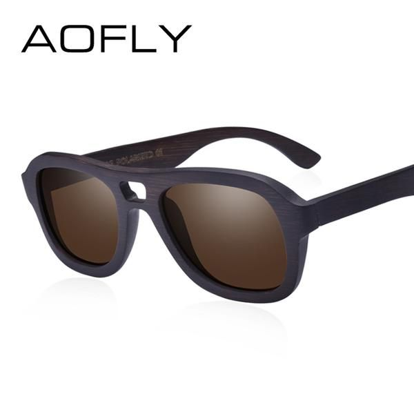 AOFLY BRAND DESIGN Polarized Wooden Sunglasses Men… Get an EXTRA 20% OFF ALL Orders with discount code: FWCOM20 #BestPrice #DiscountCode