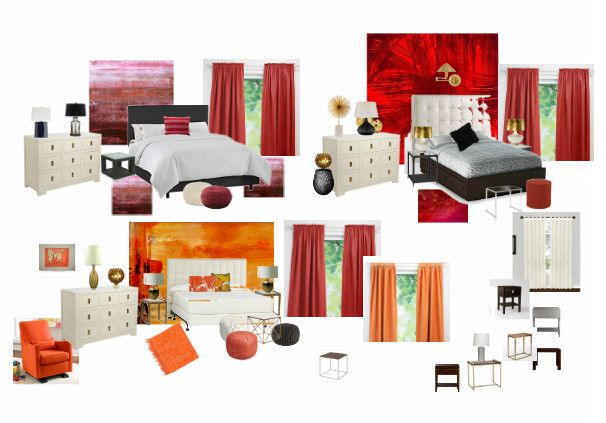 Check out this moodboard created on @olioboard: ložnice by pavlak