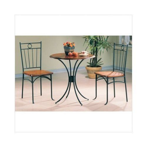 Beaverton 3 Piece Bistro Table Set By Coaster Home Furnishings. $157.38. Bistro  Table.