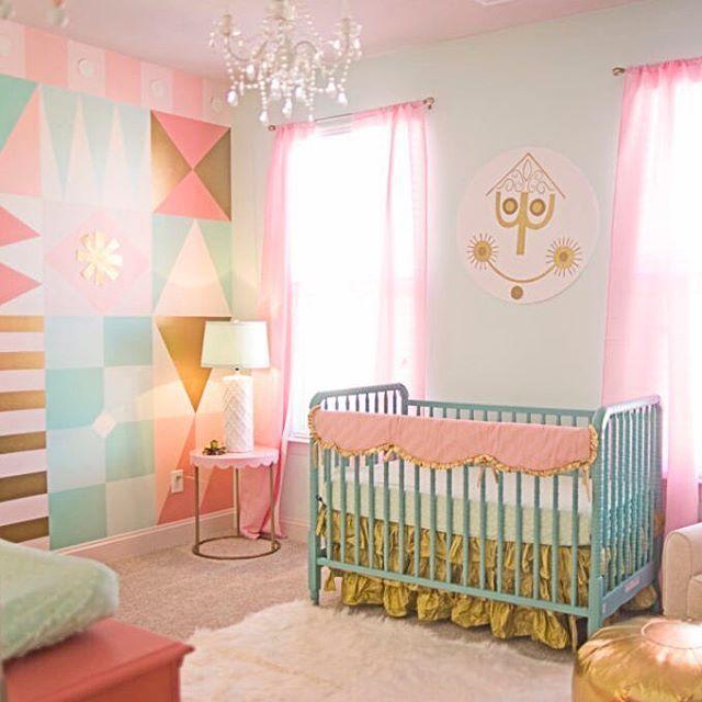 Baby Nursery Decorations Pastel Nurseries