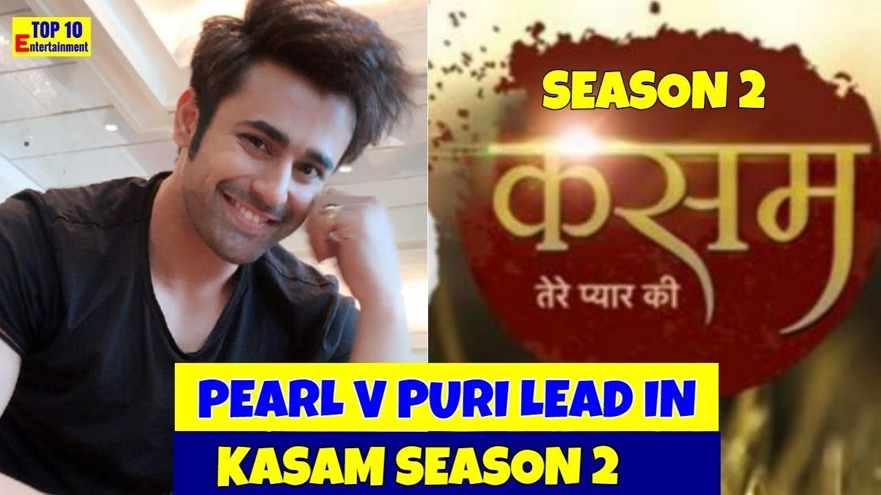 Naagin 3 actor Pearl V Puri to play the male lead in Kasam Tere