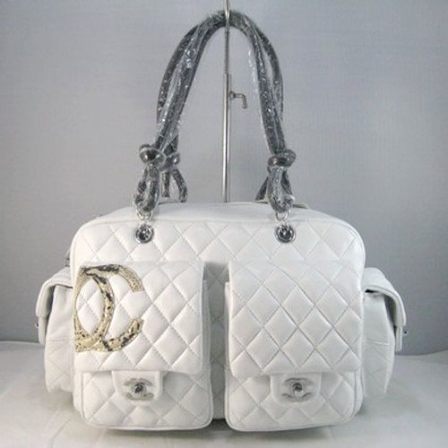 O Its A Chanel Diaper Bag