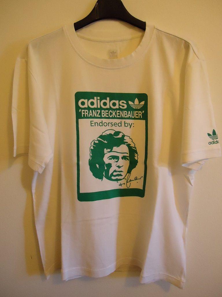 t shirt adidas vintage uomo