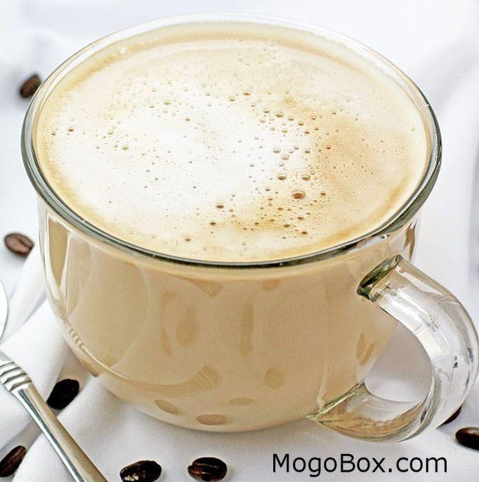Granola Parfait Recipes, Latte