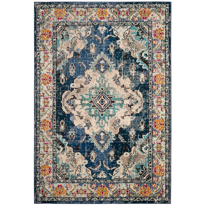Safavieh Monaco Vintage Bohemian Rug Bed Bath Beyond Home