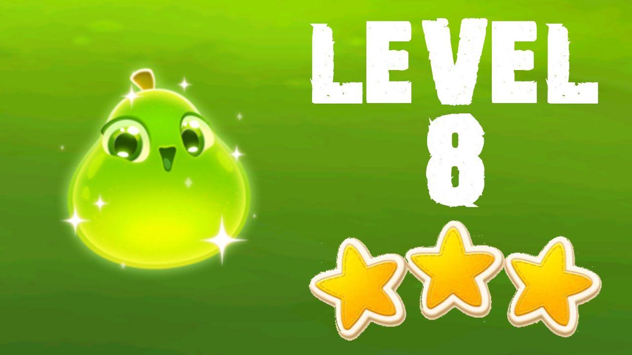 Farm Heroes Super Saga - 3 Stars Walkthrough Level 8