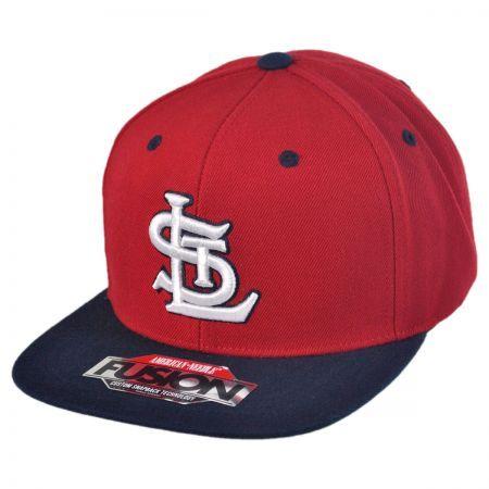 St Louis Cardinals MLB Back 2 Front Baseball Cap available at   VillageHatShop 2ffa01dd3d0