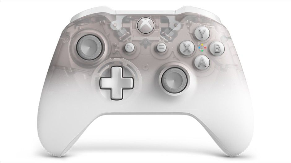 Join The Future With The Xbox Wireless Controller Phantom White Special Edition Xbox Wireless Controller Xbox One Xbox Controller