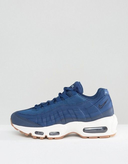 sports shoes b4bee 78884 NIKE AIR MAX 95 OG - Navy kr 1,150 - 805