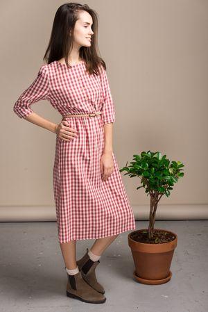 Фото - Платье Черешня, вид спереди, 300x450