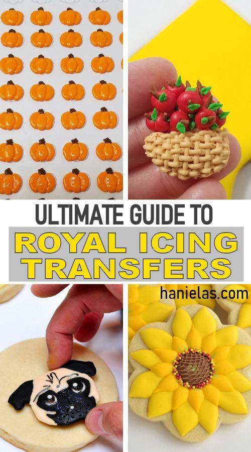 Royal Icing Transfers