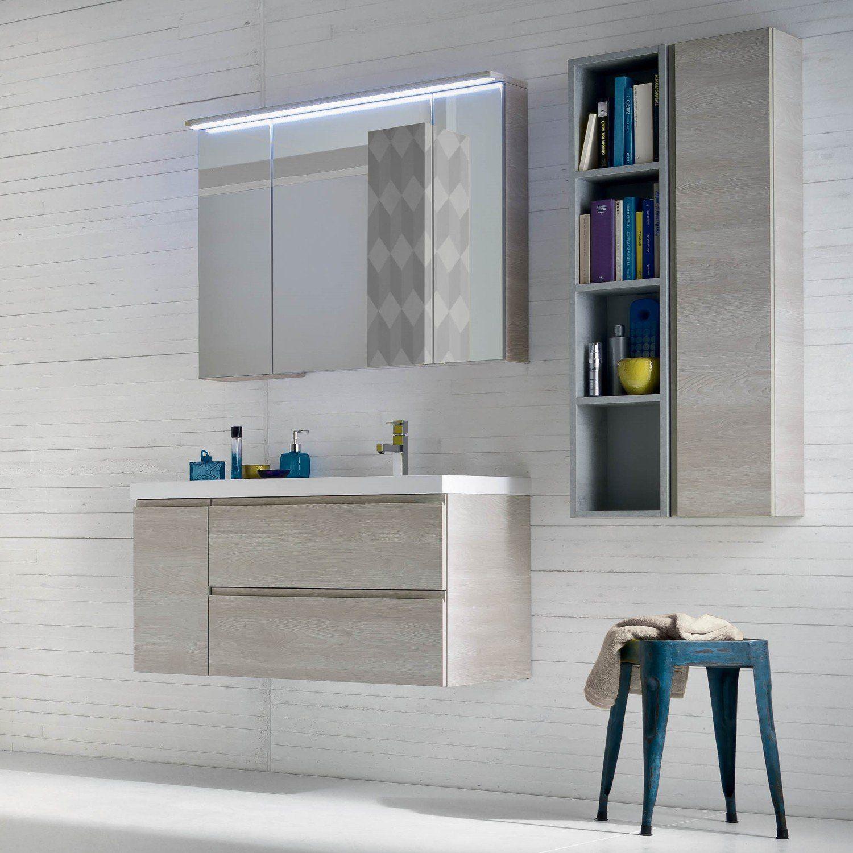 Mobile bagno con lavabo senza giunture n08 atlantic arredaclick bathroom pinterest - Mobile per bagno senza lavabo ...