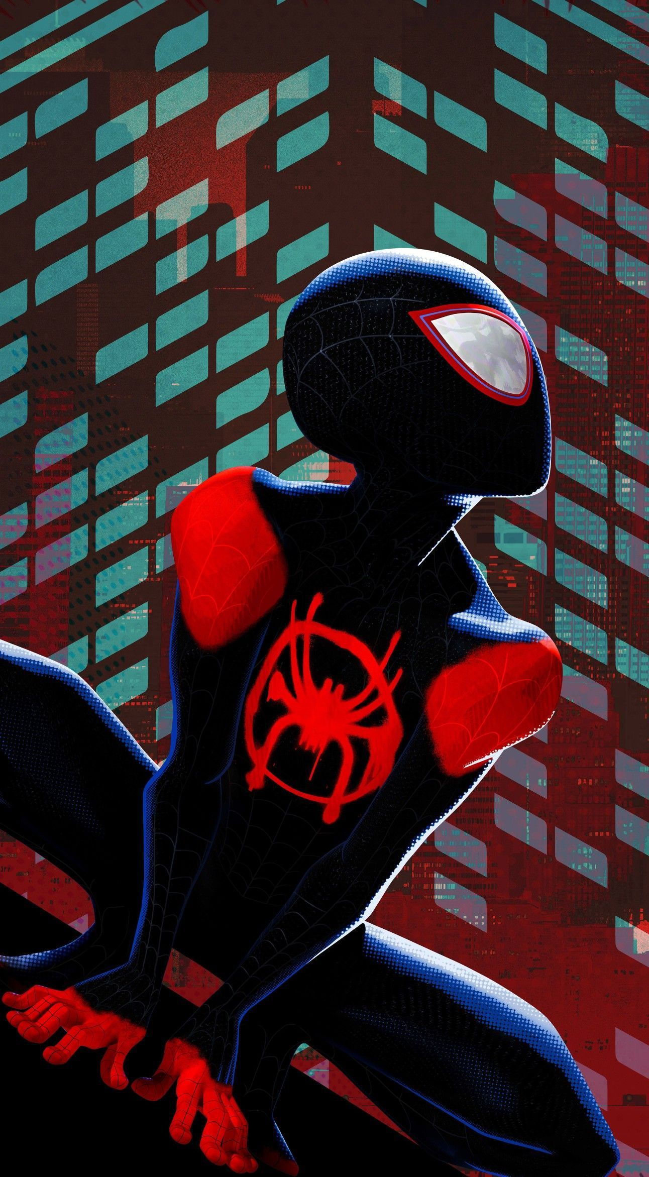 Blue Spiderman Coloring Pages in 2020 Ultimate spiderman