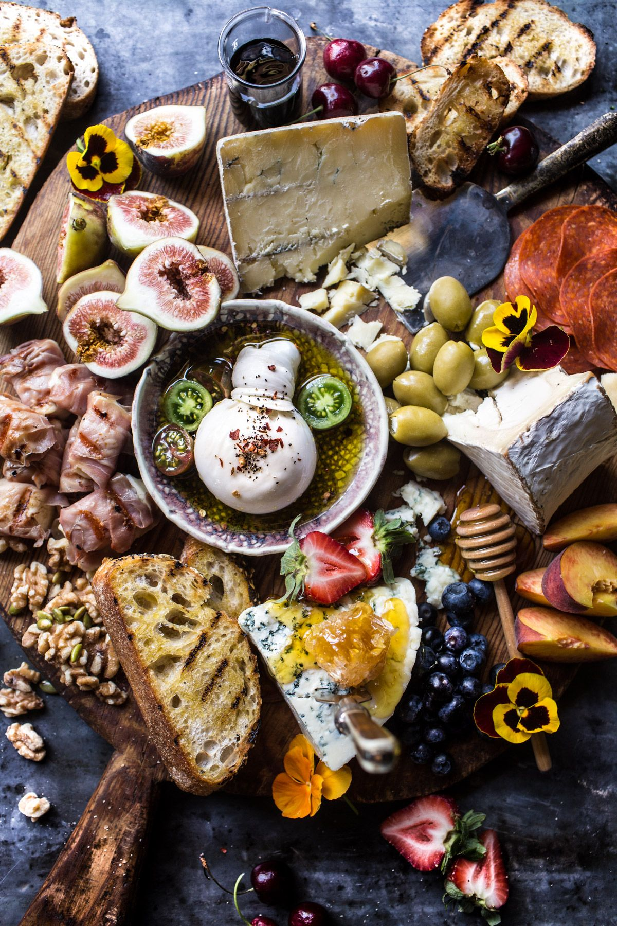 Simple Summer Cheese Board Recipe Cheese Board And Summer